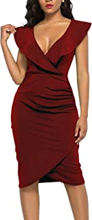 Best midi dress with ruching Reviews