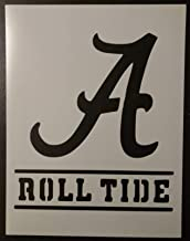 OutletBestSelling Reusable Sturdy Alabama Crimson Roll Tide 8.5