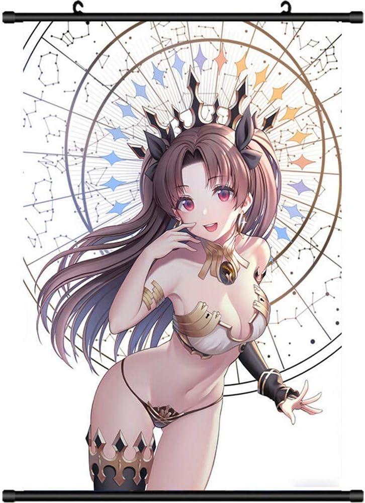 Fate Zero Fate stay night FGO Saber Anime Anime Manga Wall Poster Scroll 40*60cm