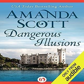 Dangerous Illusions audiobook cover art