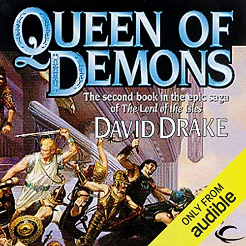 Queen of Demons Audiobook By David Drake cover art