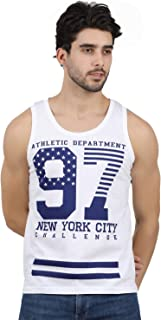 JUGULAR Men's Printed Vest 97