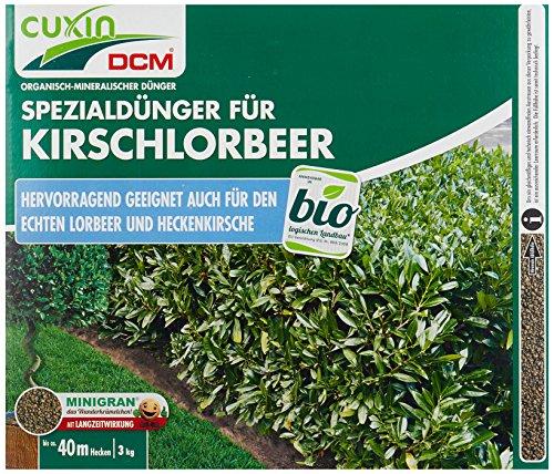 Cuxin Spezialdünger für Kirschlorbeer,...