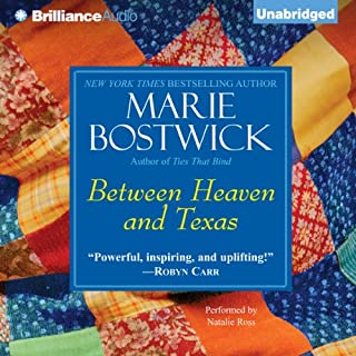 Between Heaven and Texas audiobook cover art