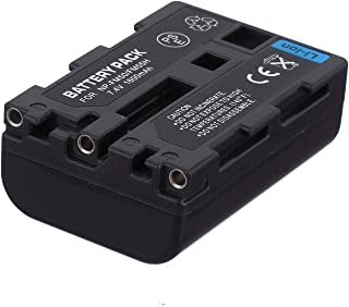 Rechargeable Lithium-ion Battery Pack for Sony NP-FM30, NP-FM50, NP-FM51, NP-QM50, NP-QM51 InfoLITHIUM M Series