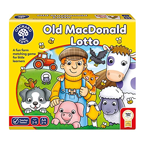 Orchard Toys Old Macdonald Lotto G