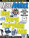 MacAddict September 2001 w/CD The Best and Worst of Everything Mac, New iBook Rated, 20 QuickTime Tricks, Mac OS X Web Server Secrets (Find & Use CGI Scripts), Create a Fake Person, Filter Images with GraphicConverter