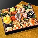 小樽きたいち 海鮮おせち 寿 特別仕様一段重 全21品