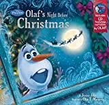 Frozen Olaf's Night Before Christmas Book & CD
