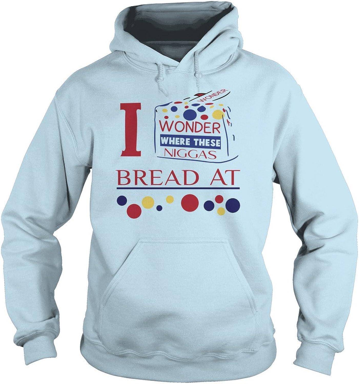 I Wonder Where These Niggas Bread at TShirt