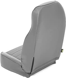 Smittybilt 44911 Denim Gray Standard Bucket Front Seat