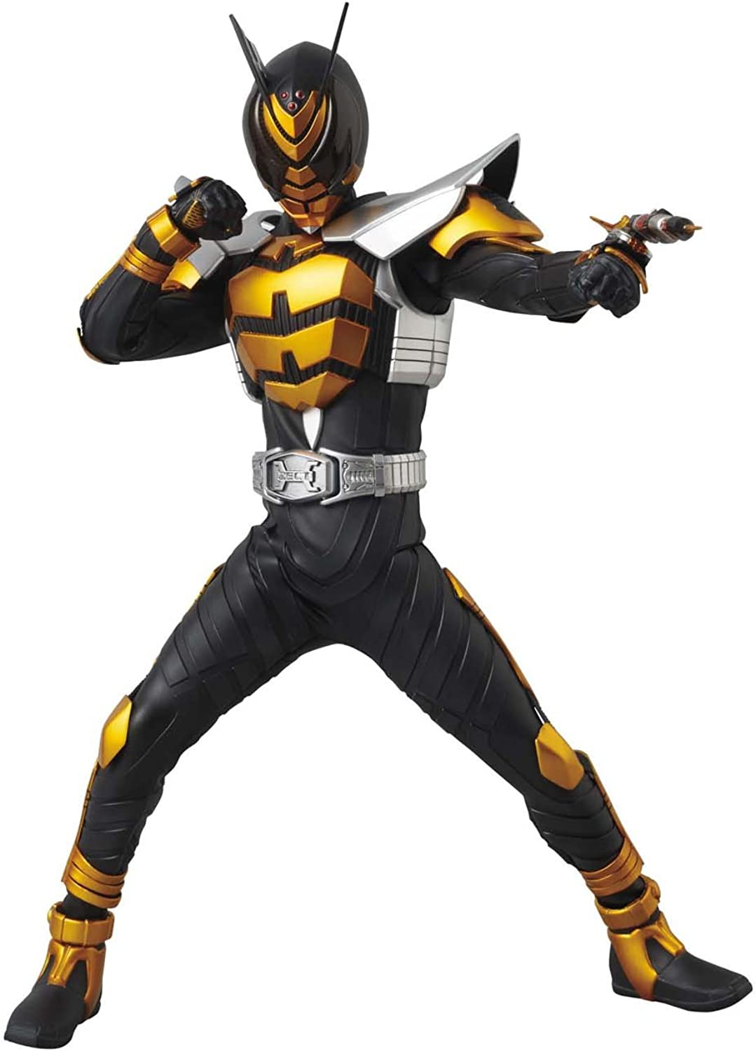 Real Action Heroes No.556 RAH DX - Kamen Rider TheBee (Rider Form)