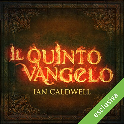 Il Quinto Vangelo audiobook cover art