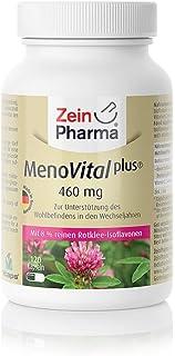 MenoVital® Plus Zinc & Vitamina C Cápsulas