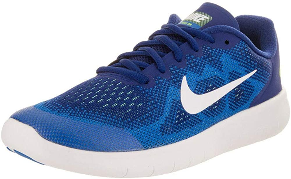 Nike Mens Free Rn 2017 Gs Deep Blue Max 76% OFF Soar 400 Royal 2021 spring and summer new White 904255