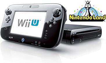 Nintendo Wii U Console 32GB Land Bundle (Renewed)