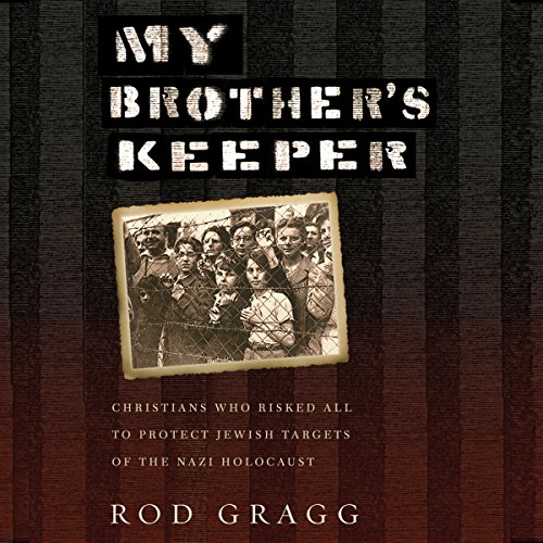 My Brother's Keeper Audiobook By Rod Gragg cover art