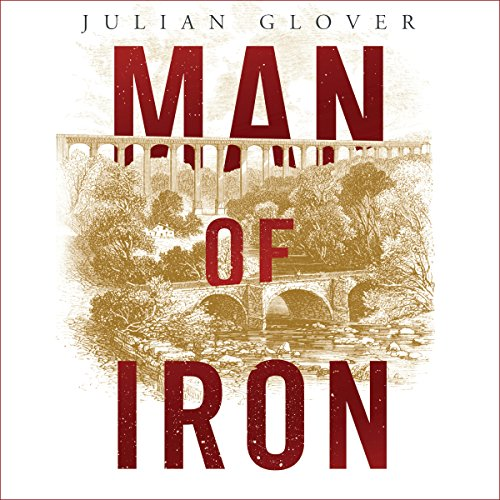 Man of Iron cover art