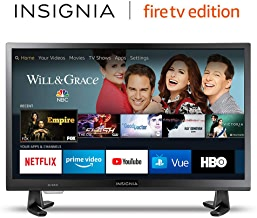 Insignia NS-24DF310NA19 24-inch 720p HD Smart LED TV-...