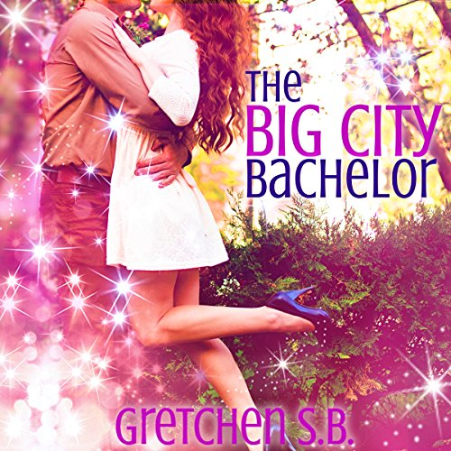 Big City Bachelor audiobook cover art