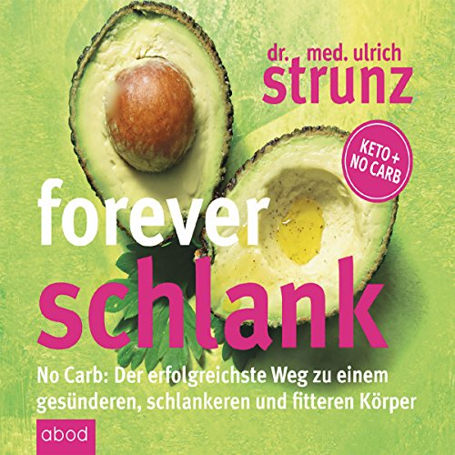 Forever schlank audiobook cover art