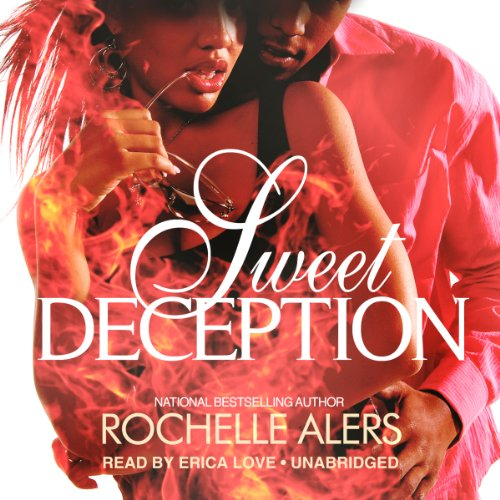 Sweet Deception audiobook cover art