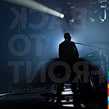 Peter gabriel back to front - live in london- deluxe édition [(2DVD+2CD)]