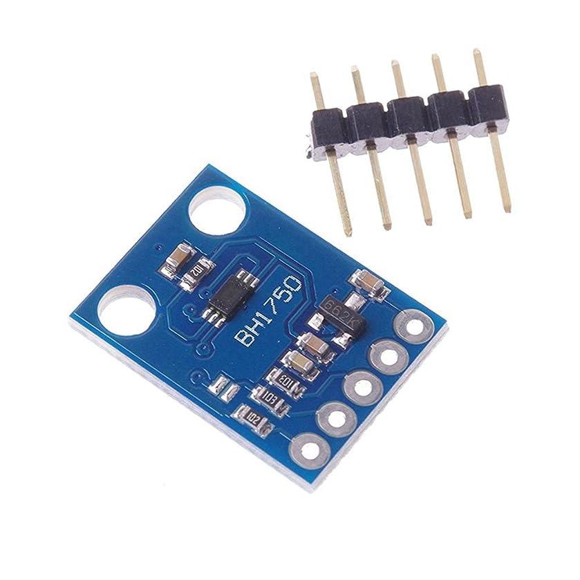 混乱した取る怒ってSODIAL BH1750FVI AVR Arduino 3V-5V用デジタル光度センサモジュール