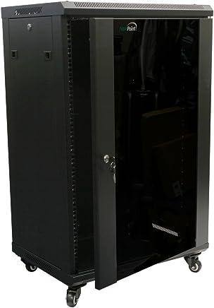 Amazon com: small server rack