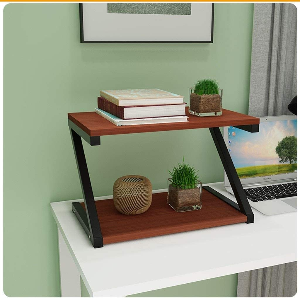 Max 41% OFF Long Beach Mall YCSX Desk Side Printer Double- Creative Stand