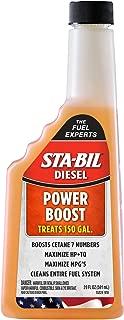 Diesel Power! 15224-6PK Diesel Cetane Boost Additive, 20. Fluid_Ounces, 6 Pack