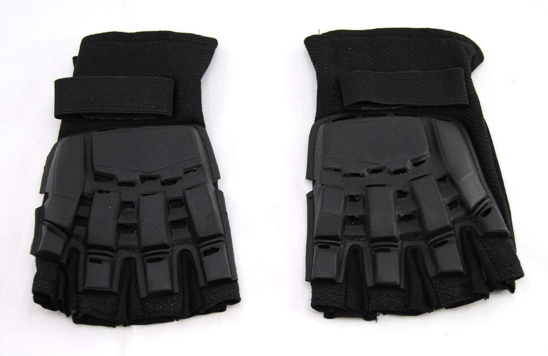 Social Paintball SMPL Armor Gloves Branded goods Half - Factory outlet Finger