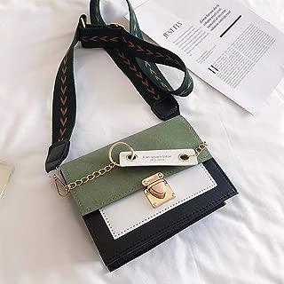 Mini Pu Leather Crossbody Bags Chain for Women Small Square Bag Shoulder Messenger Bag Lady Handbags Purses Bolsa Feminina