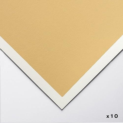 almacén al por mayor Art Spectrum   Colourfix Original     Pastel Paper   50x70cm   Rich Beige   Pack of 10  wholesape barato