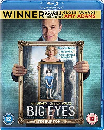 Big Eyes [Blu-ray]