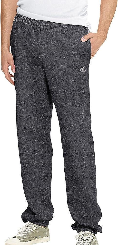 San Diego Mall Champion Men's Discount is also underway Elastic Hem Eco Sweatpant Fleece