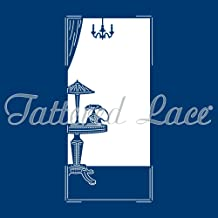 Tattered Lace Art Deco Telephone & Table Cutting Dies TLD0272