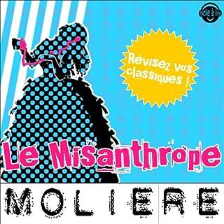 Couverture de Le Misanthrope. Explication de texte