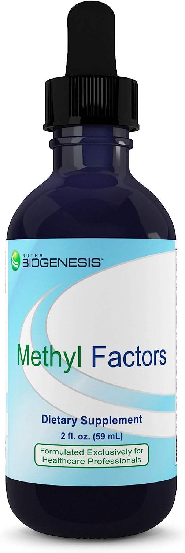 Popular brand in the world Nutra BioGenesis - Methyl Factors Hel Philadelphia Mall and Folate B12 to