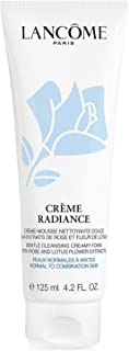 Lancome Creme Radiance Clarifying Cream-to-Foam Cleanser 4.2 Ounce Full Size
