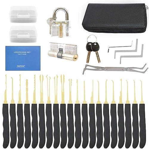 Locksmith Tools Kit Set: Amazon co uk
