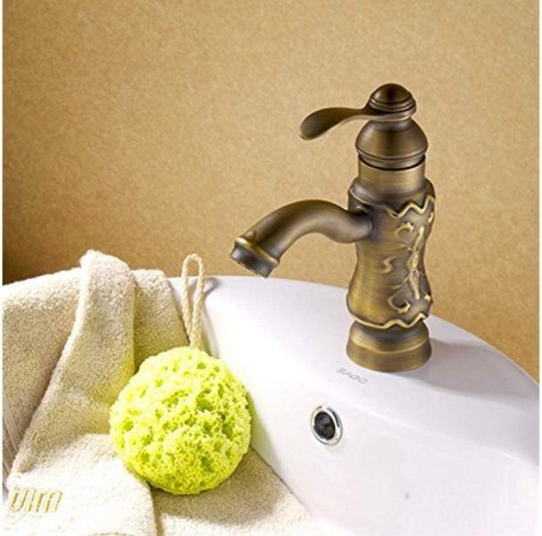 360 ° drehbaren Wasserhahn Retro Wasserhahn Bad Becken Wasserhahn Bad Becken voll Kupfer europischen Stil Retro