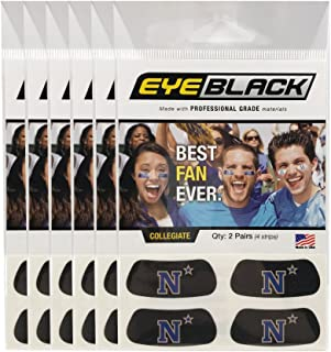 eye black stickers academy