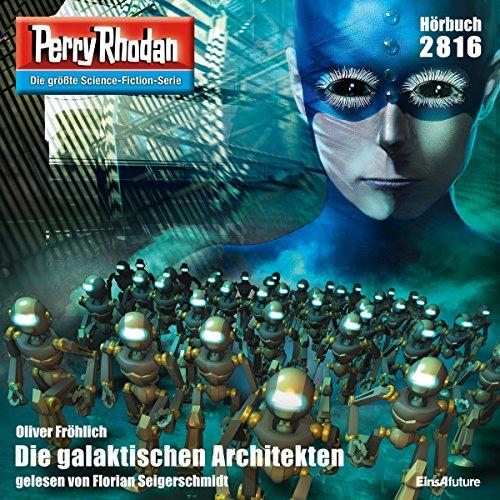 Die galaktischen Architekten cover art