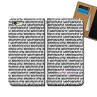 Xperia 1 III xperia1m3 ケース スマホケース 手帳型 ベルトなし 名前 苗字 松本さん 松元 まつもと 手帳ケース カバー バンドなし マグネット式 バンドレス EB302030117705