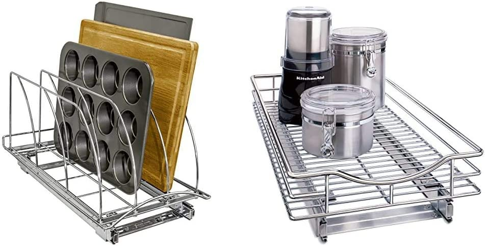 Lynk Professional Slide Out Organizer R Houston Free Shipping New Mall Pull Kitchen Cabinet