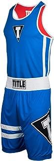 Title Boxing Reversible Aerovent Elite Amateur Boxing Set 6