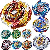 Best Beyblade Parts - HIGBRE 10 Pieces Bey Battle Top Gyro Burst Review