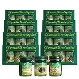 24x 50g Phoyok Thai Green Herbal Balm Ointment Massage Muscle Joints Sprain Aches Wholesale Bulk