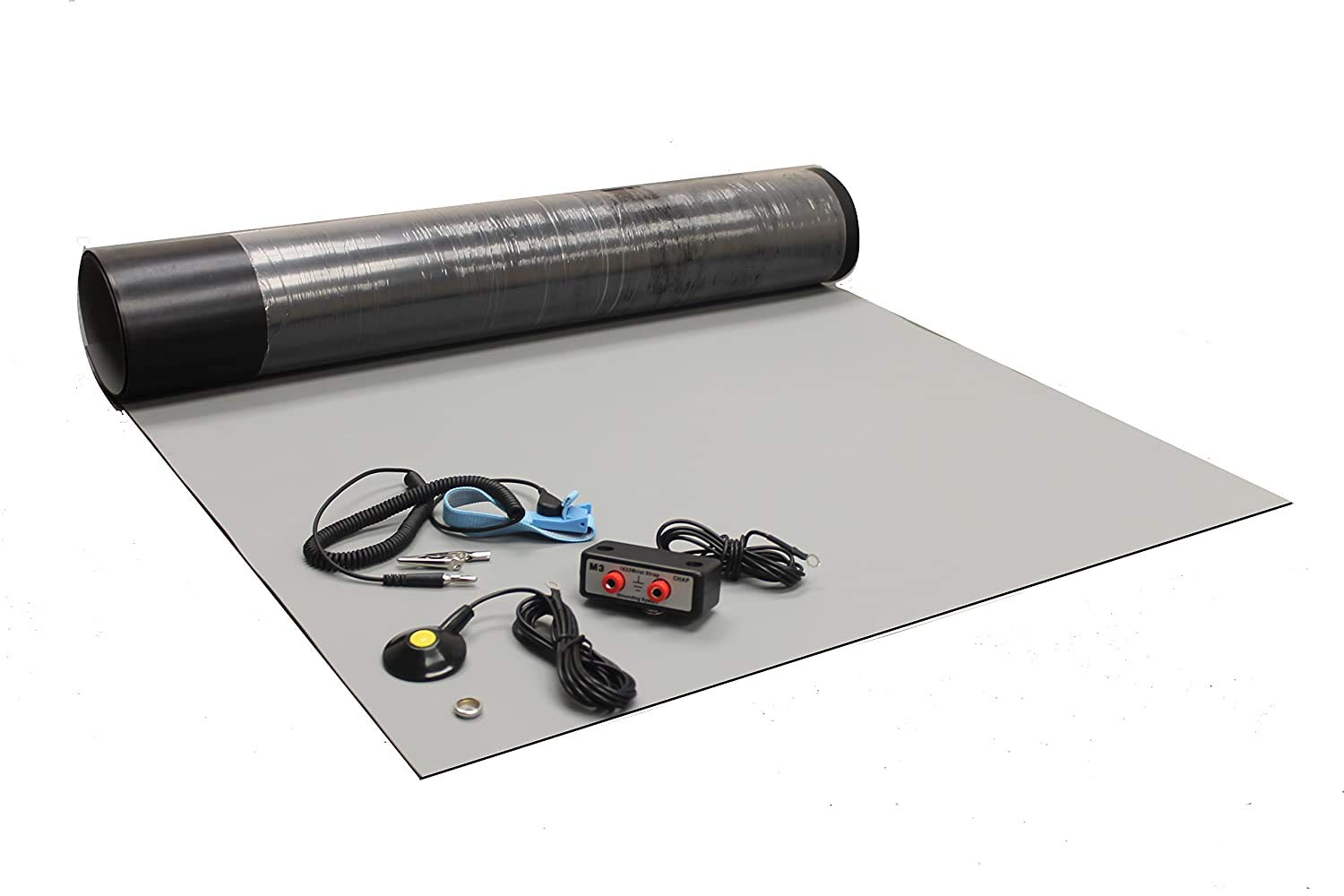 Rubber ESD Anti-Static HIGH Temperature Soldering X KIT-24